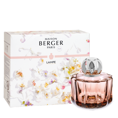 Poesy Lamp & 180ml Bouquet Liberty Gift Pack